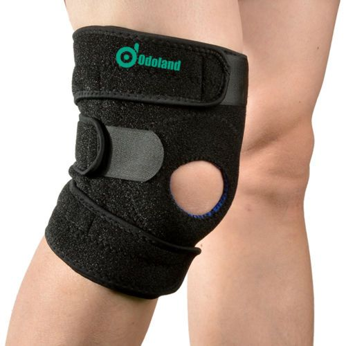 d7e5e94454 Clothing and Accessories 158913: Patella Elastic Knee Brace Fastener  Support Guard Gym Sports Kneecap Stabilizer -> BUY IT NOW ONLY: $10.99 on  eBay!