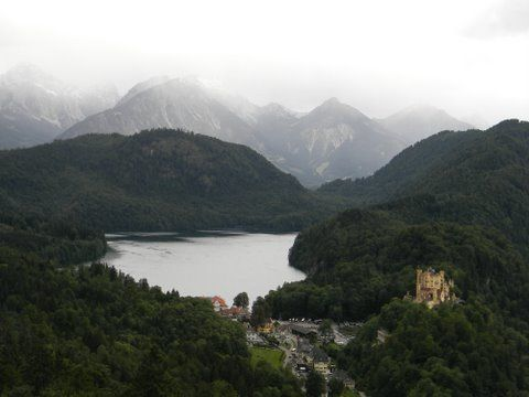 want to go back...the most amazing view  i have ever seen - Schloss Neuschwannstein