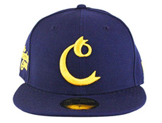 COMMONWEALTH x NEW ERA「Ribbon C」59Fifty Fitted Baseball Cap