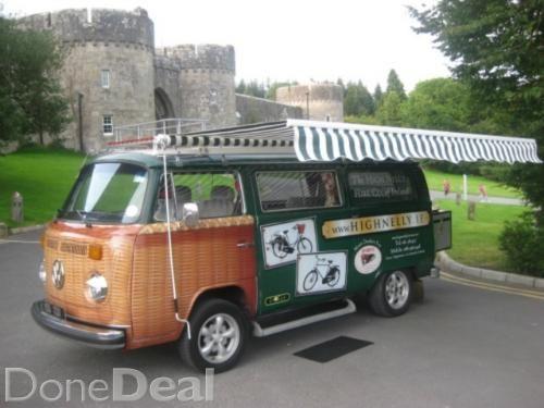Wedding Ice Cream Bike Sweetshop For Sale In Limerick 1