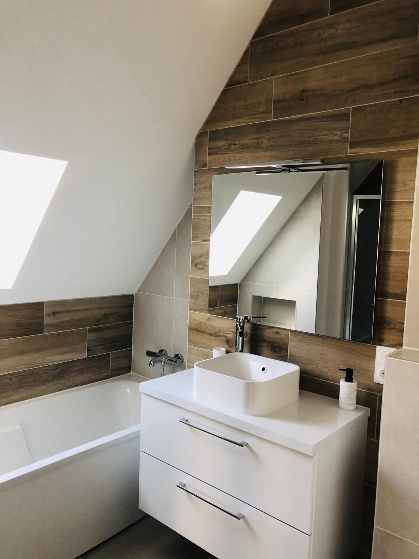 42+ Salle de bain mansardee photos inspirations