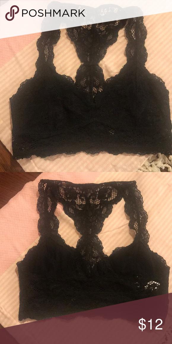 f2f6033f50 Bralette Express black lace bralette Size XS Express Intimates   Sleepwear  Bras