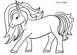 Kawaii Disegni Da Colorare E Of Disegni Di Unicorni Kawaii Da