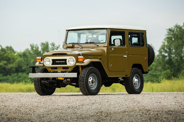 1978 Toyota Land Cruiser Fj40 For Sale In Usa Usd 84 500 In 2020 Land Cruiser Toyota Land Cruiser Fj40 For Sale