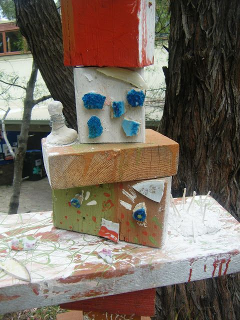 let the children play: outdoor sculptures with kids
