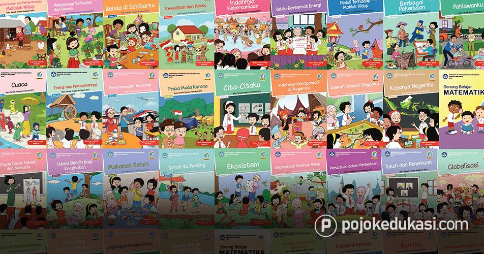 Kunci Jawaban Buku Siswa Tematik Kelas 3 4 5 6 Kurikulum 2013 Revisi 2017 2018 Buku Kurikulum Sekolah Dasar