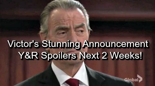 Young and the restless spoilers celebrity dirty laundry