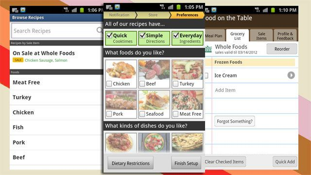 Plan Your Keto Shopping List Meal planning app, Meal