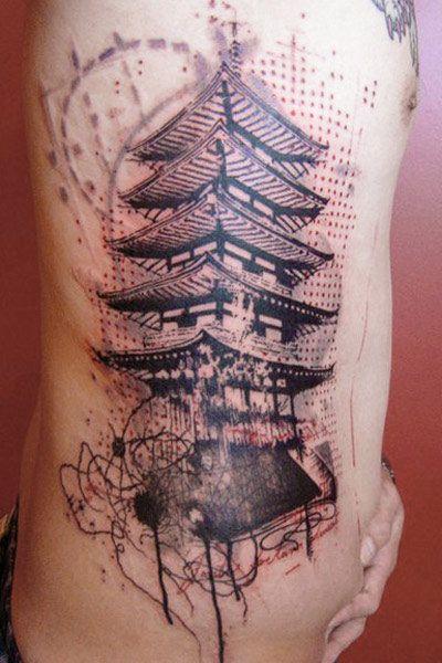 Tattoo Artist - Xoil Tattoo   Tattoo No. 10635