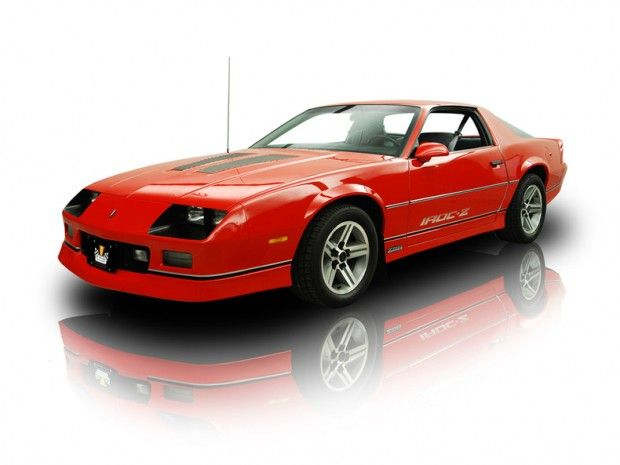 1986 Red Camaro Z28 IROC Z  Car Pictures  My dream car in the