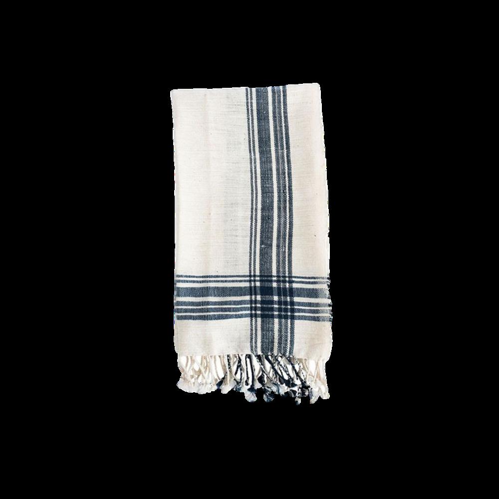 Cottage Tea Towel // Twelve Finds that make the art of hosting a little easier.