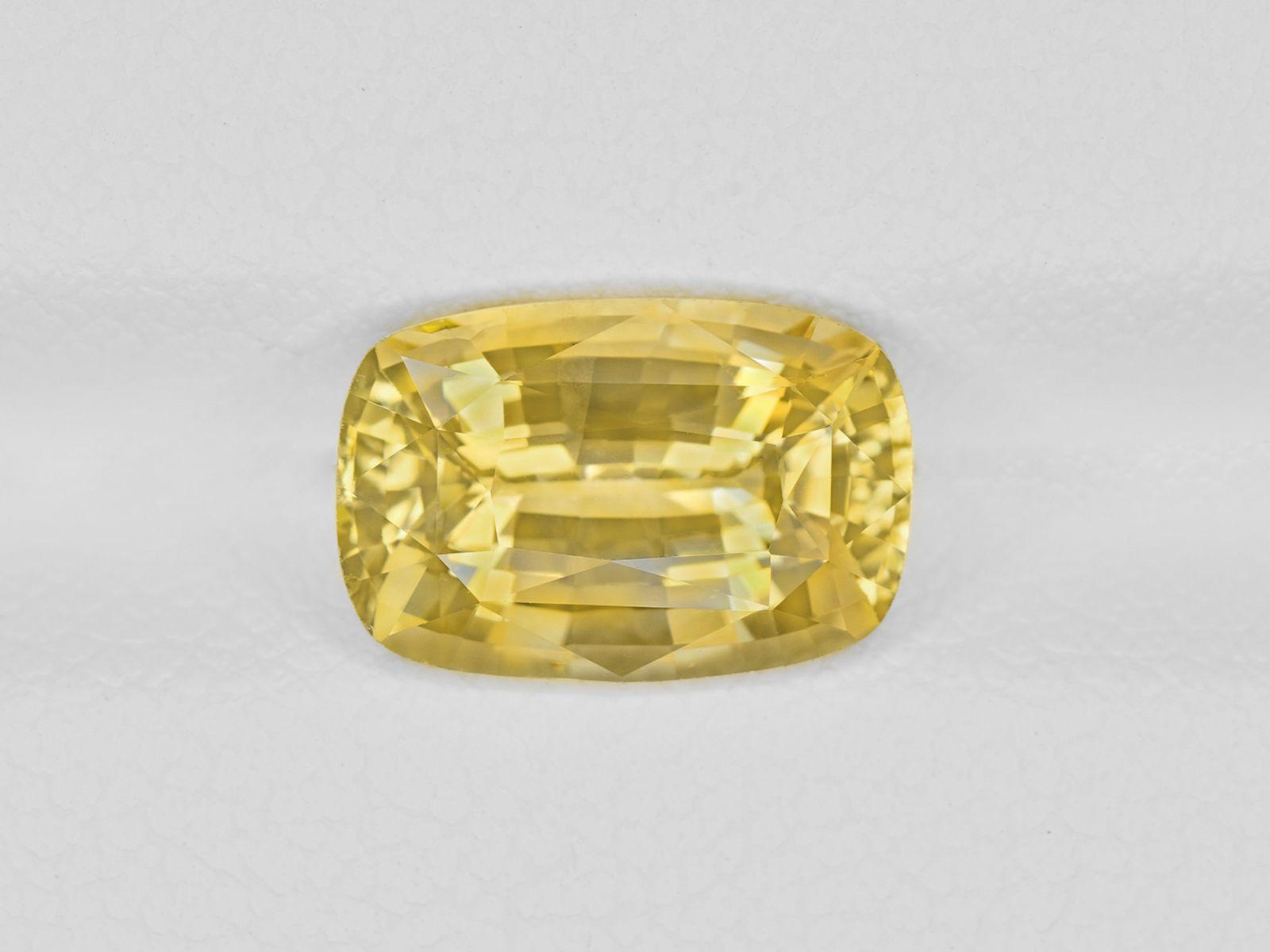 Yellow Sapphire 3 15ct Mined In Sri Lanka Certified By Igi Yellow Sapphire Gemstones Sapphire Stone
