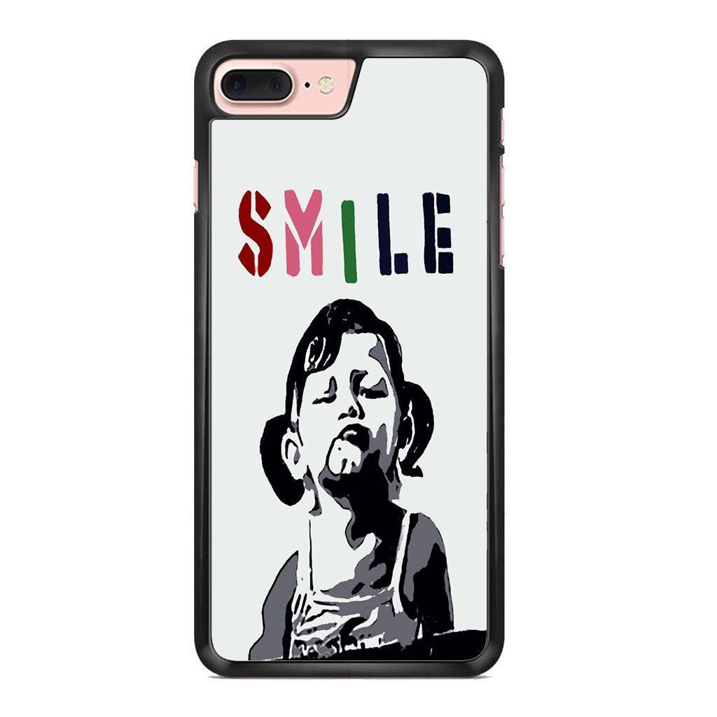 iphone 8 plus case banksy