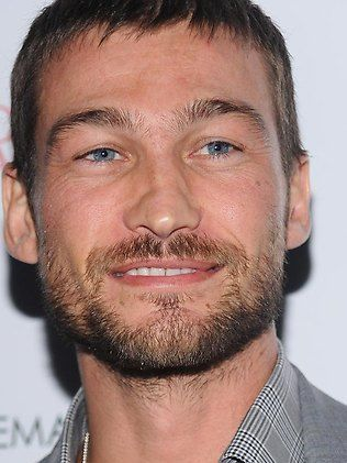 Andy Whitfield had such a beautiful face.