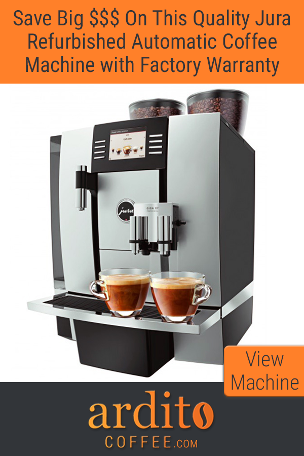 Refurbished Jura GIGA X7 Professional Commercial coffee