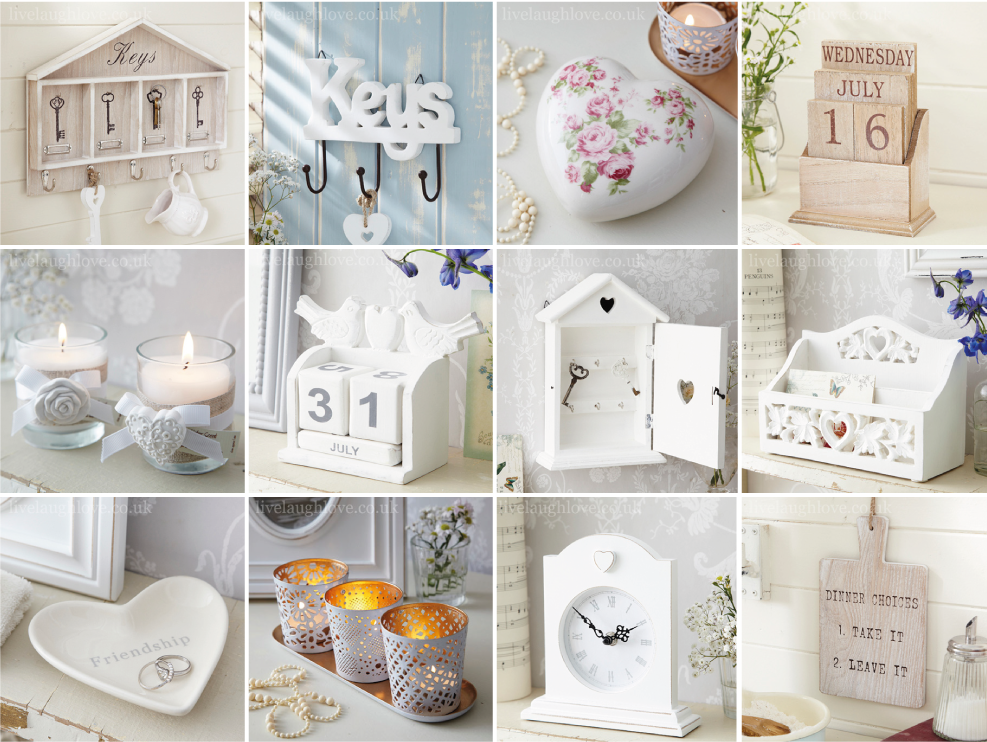 Shabby Chic Wedding Gifts Midway Media