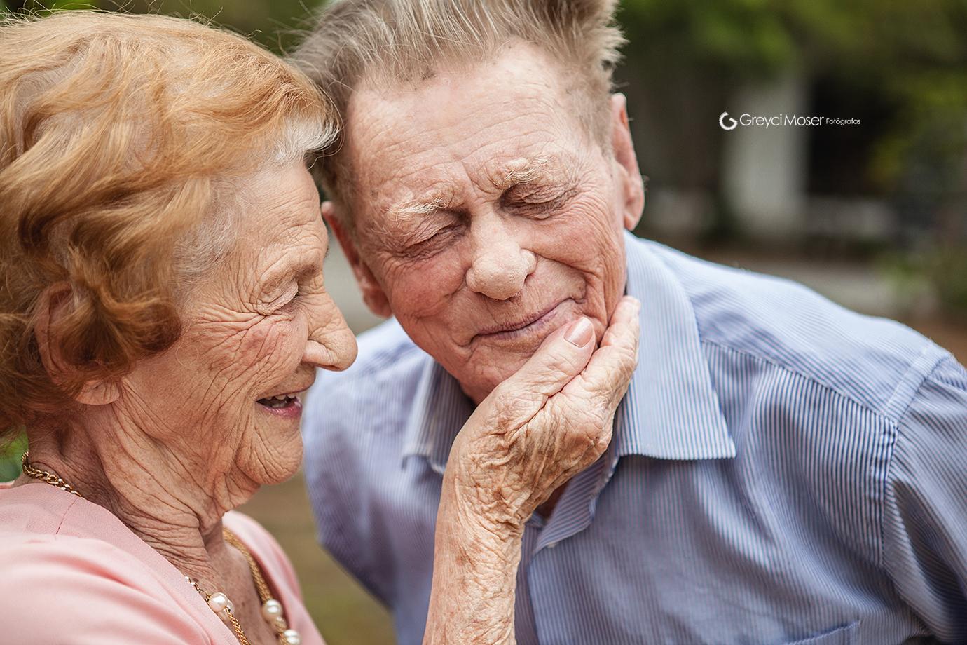 Amor que não se mede... 68 anos - bodas de chumbo
