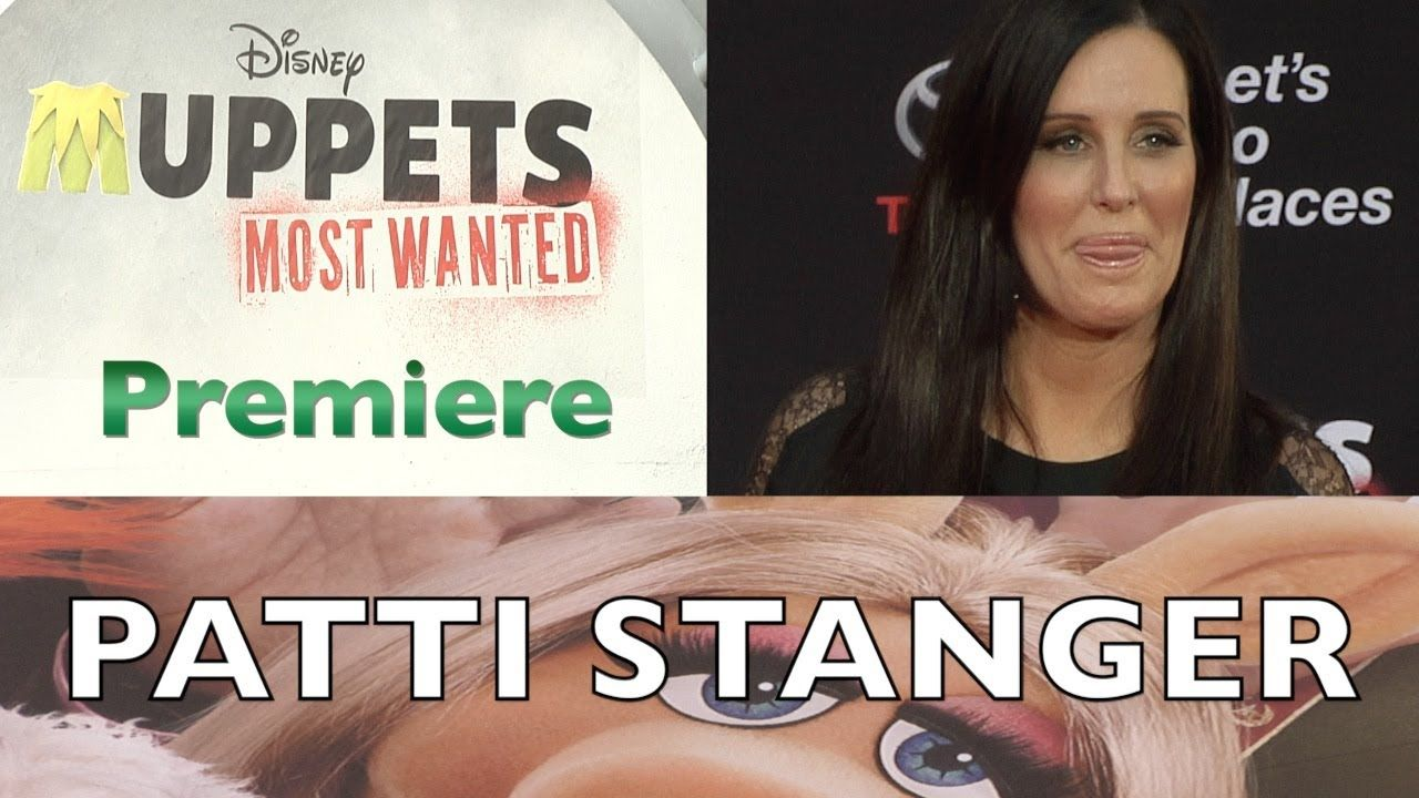 """Patti Stanger """"Muppets Most Wanted"""" World Premiere ARRIVALS"""