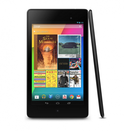 Tablets On Your Gift List? What's Hot and Why Nexus 7