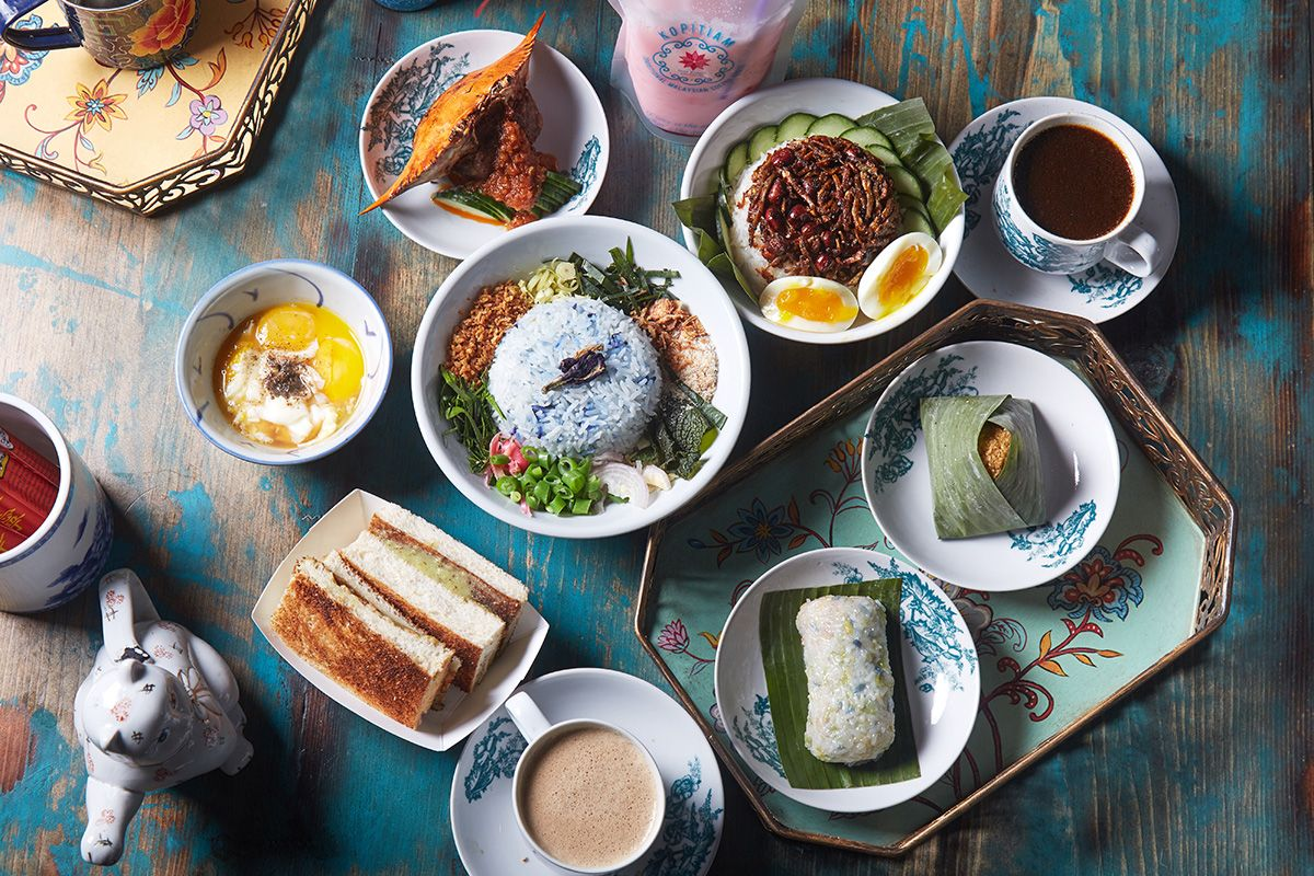 This Penang Kopitiam Restaurant In New York Has Been Ranked As One Of The Best New Restaurants In America World O Nyc Food Restaurant New York Brunch Dishes