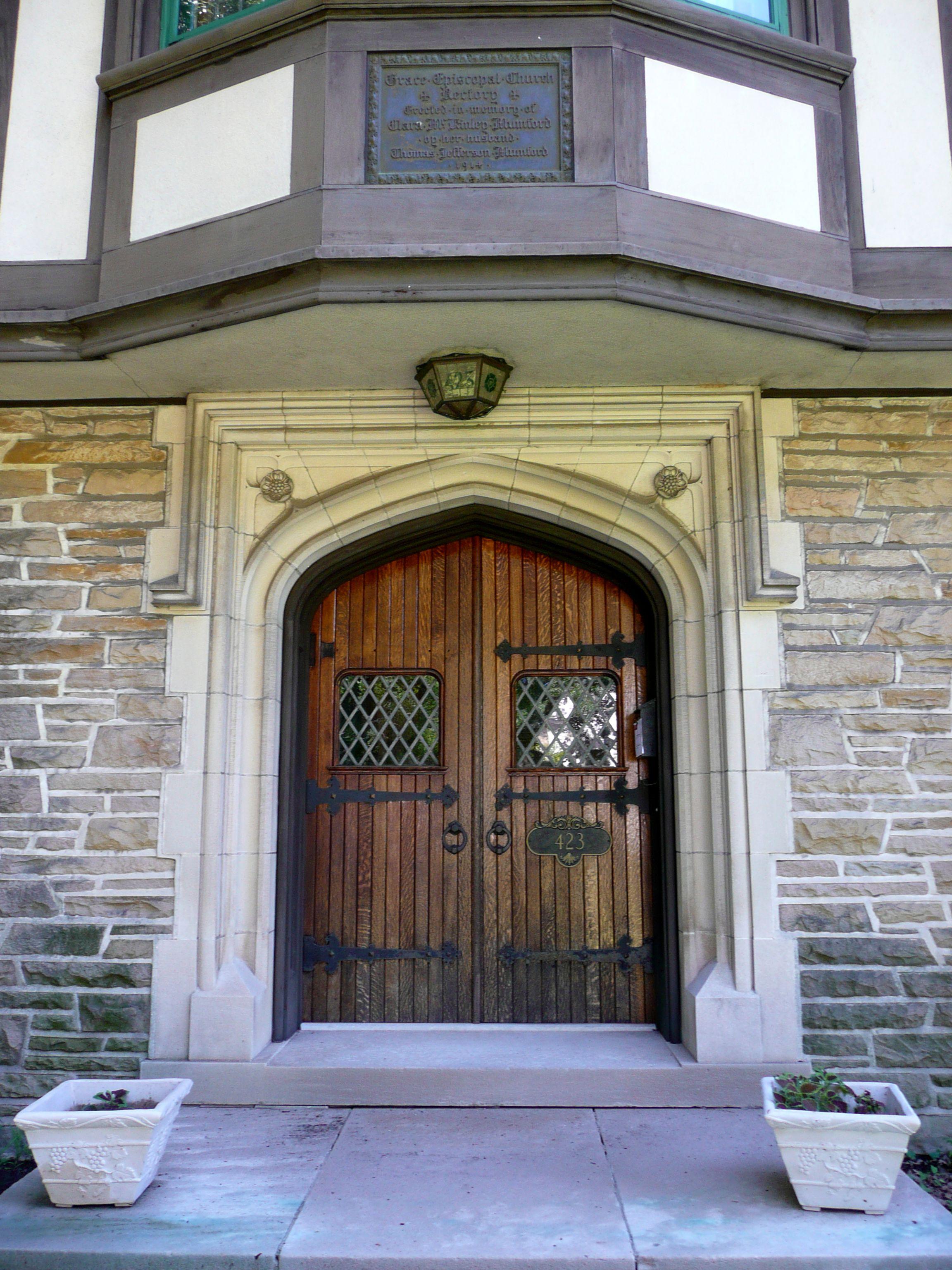 Van Wyck Brooks Historic District Plainfield NJ - Doors with Character residing on West & Van Wyck Brooks Historic District: Plainfield NJ - Doors with ...