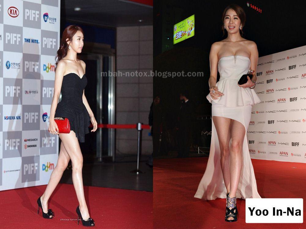 Tips Langsing Ala Artis Korea Yoo In Na Yoo In Na dikenal memiliki ...