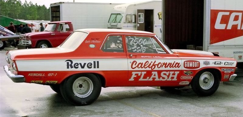 Image result for butch leal california flash 1965 belvedere