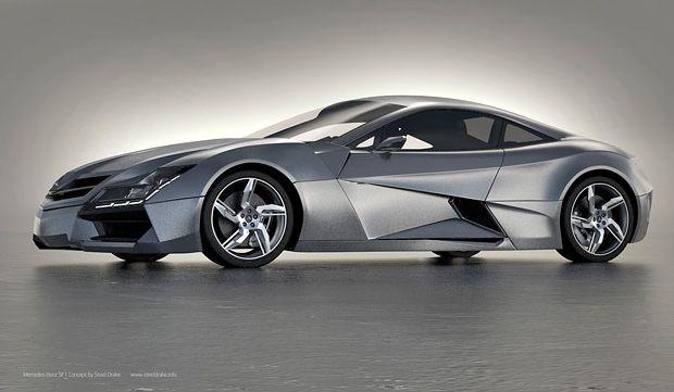 Mercedes-Benz SF1 Concept Design