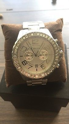 Michael Kors Stainless Steel Watch https://t.co/VoGdim0zMf https://t.co/o1FaplkSu4