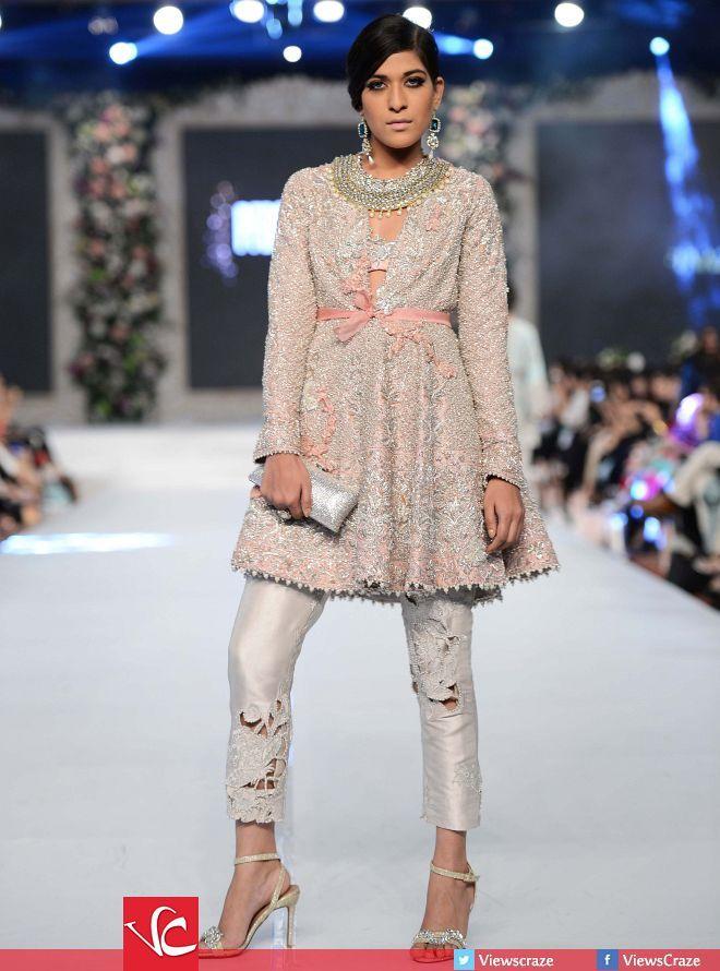 Sana Safinaz's Collection at PFDC L'Oréal Paris Bridal Week 2015 Day 2