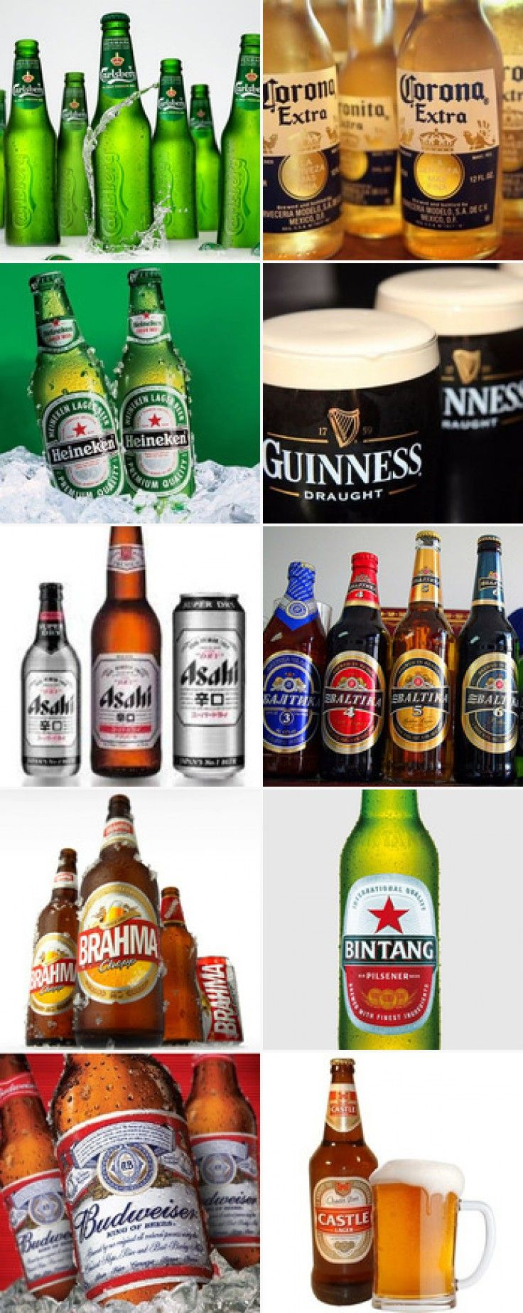My Picks: Beers from Around the World Challenge #Fave399181