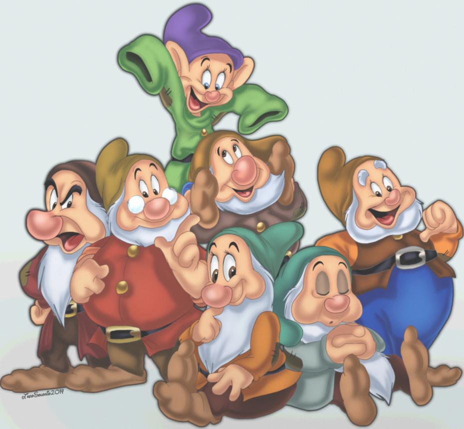 Snow white 7 dwarfs part 9