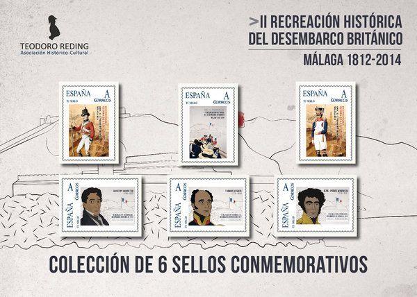 #SELLO #EVENTO #HISTORIA #CROWDFUNDING - Recreación del asalto de la Royal Navy a la base corsaria napoleónica de Málaga en 1812, con voluntarios de asociaciones culturales de varios puntos de España con uniformes, armas y un barco de época. Queremos que Málaga reviva este desconocido hecho de su Historia. stamp ilustración +INFO https://www.facebook.com/malaga1812 Crowdfunding verkami http://www.verkami.com/projects/9971-ii-recreacion-historica-del-desembarco-britanico-de-1812-en-malaga