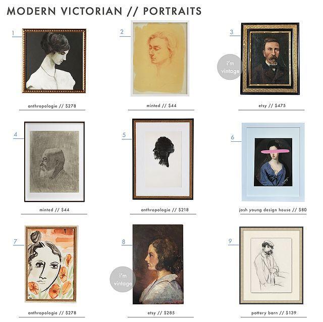Portrait art source
