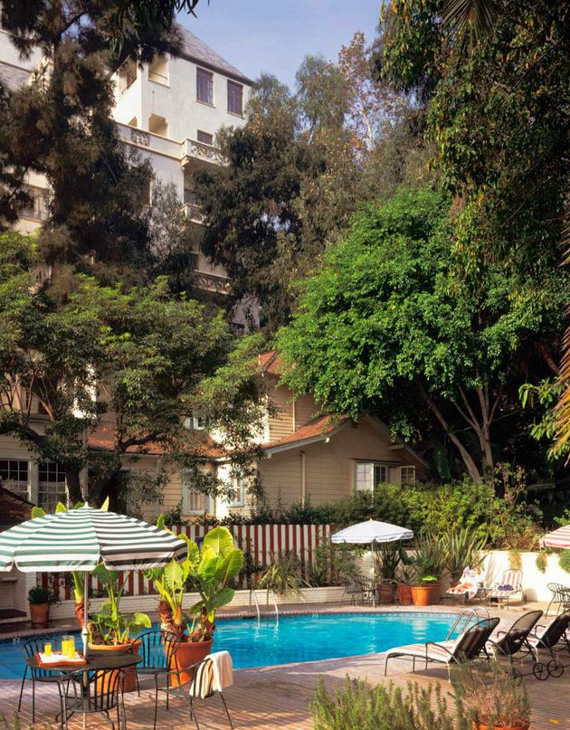 Chateau Marmont.