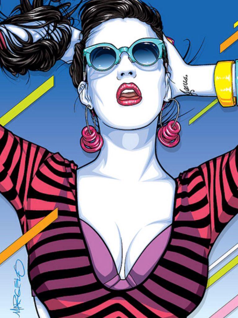 Kp Pop Art Concert Poster Design Katy Perry Katy