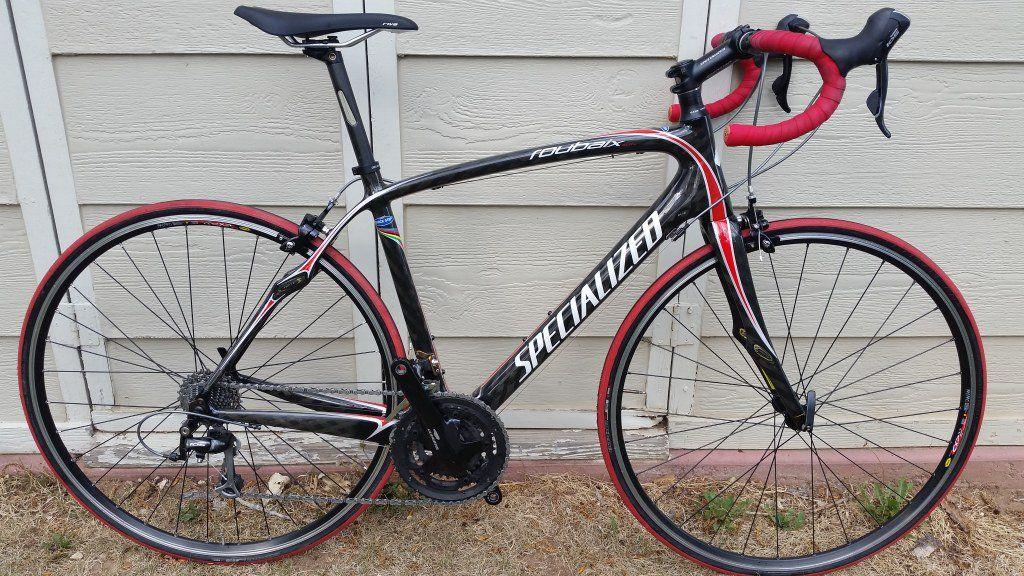 Specialized Roubaix Elite Triple 54cm Bike Sporting