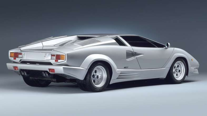 The 88 Lamborghini Countach Is In My Opinion The Sexiest Sports Car Ever  Made. Owning One Would Be Totally Impractical But I Have It Up Here To Reu2026