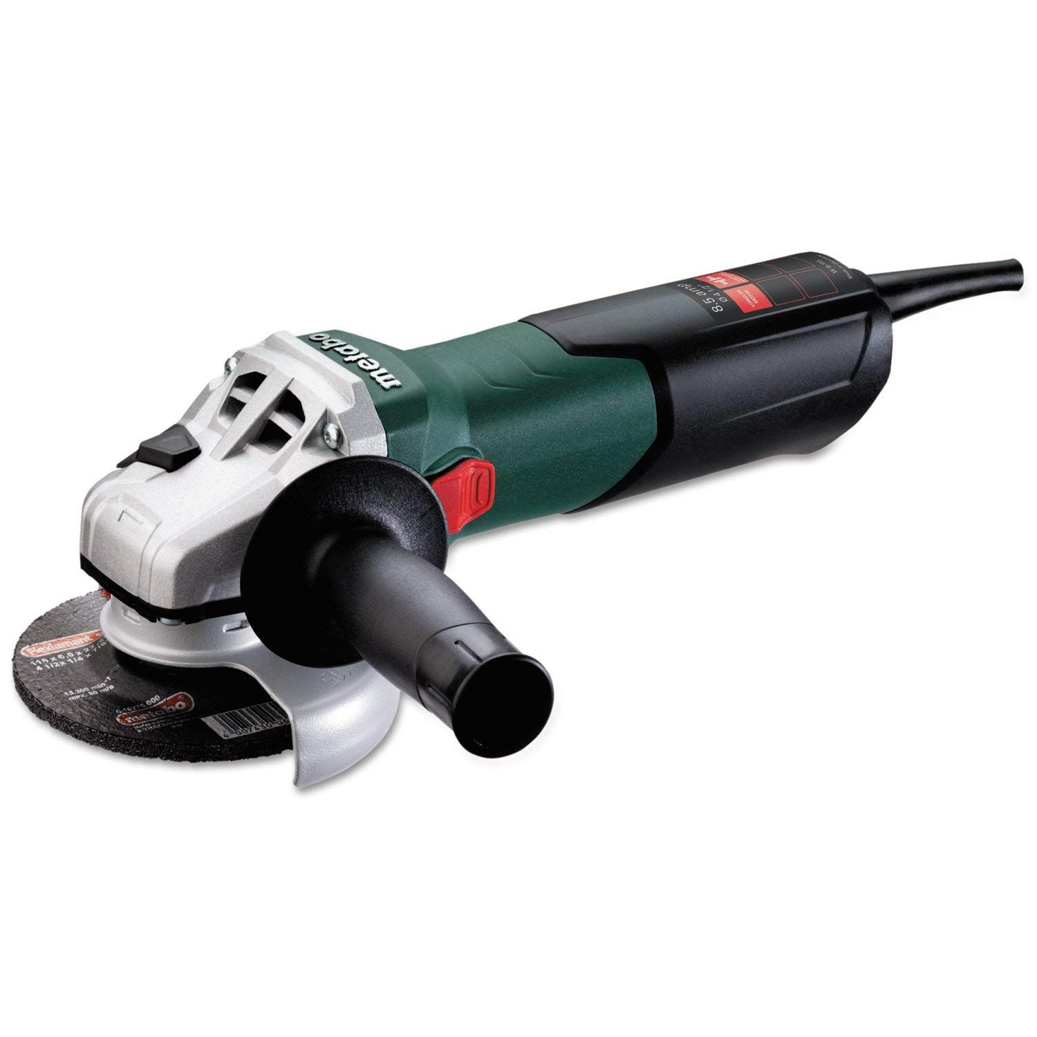Metabo W9 115 8 5 Amp 10 500 Rpm Angle Grinder With Lock On Sliding Switch 4 1 2 You Can Get More Details By Clicking On The Angle Grinder Tools Grinder