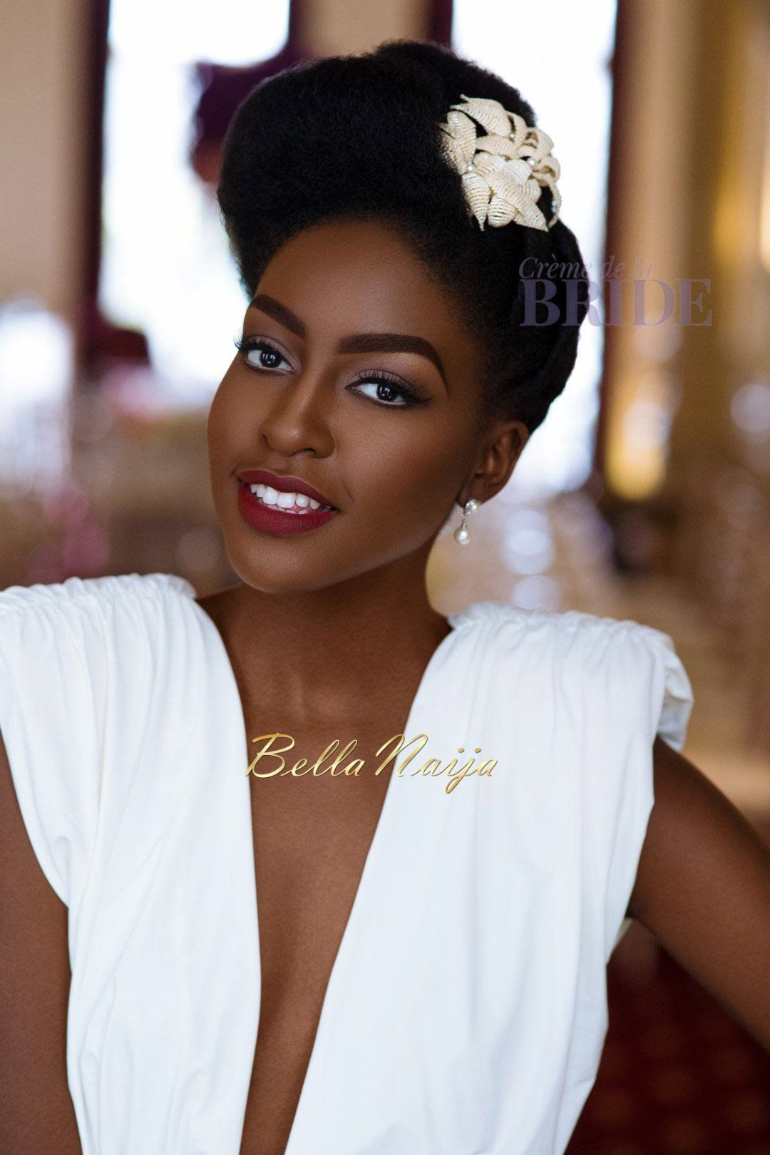 natural hair wedding styles dionne smith hair inspiration bellanaija 1452 | d8e128ecb05932ddbd030889e6c91ef0