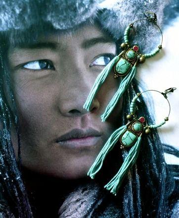 BO nomades tibétaines