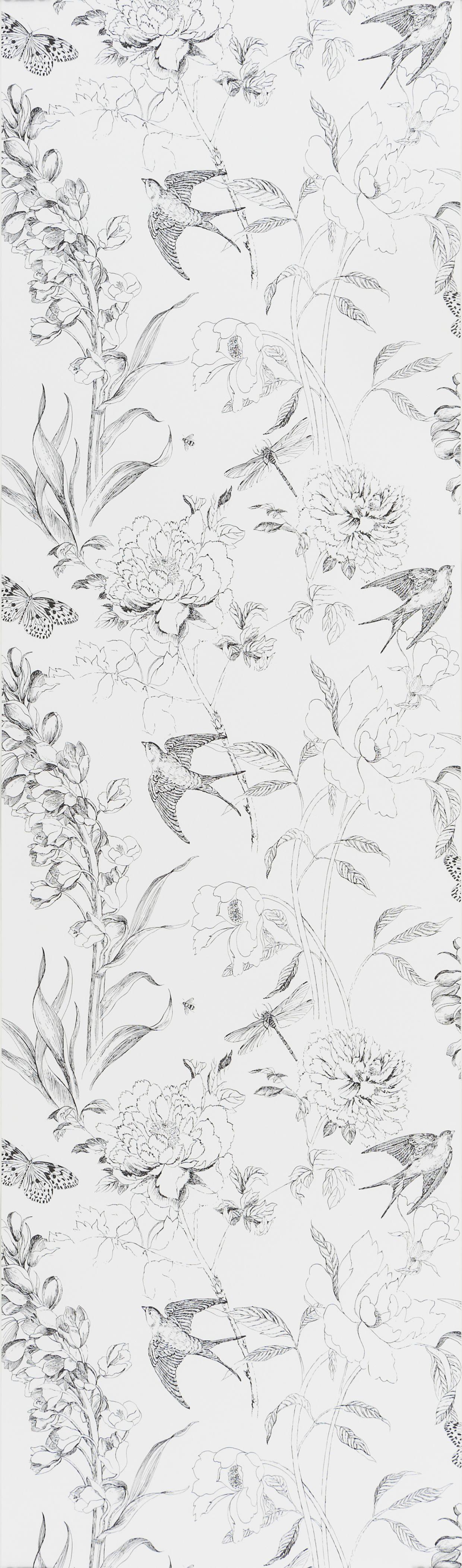 Designers Guild Sibylla Wallpaper Pattern Textiles In 2018