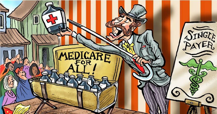 The False Promise of 'Medicare for All' Medicare, Very