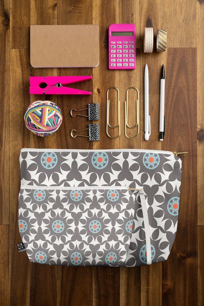 Heather Dutton Amirah Dusk Pouch | DENY Designs Home Accessories