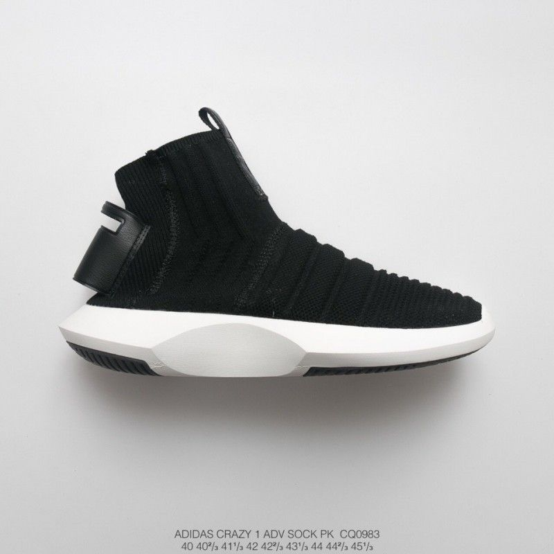 Adidas Crazy 1 White Black,CQ0983 Adidas Crazy 1 Adidas V