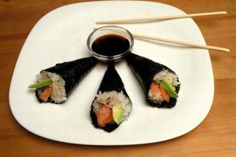 Tamaki Sushi Chinskie Przepisy Orientalny Serwis Food And Drink Sushi Food
