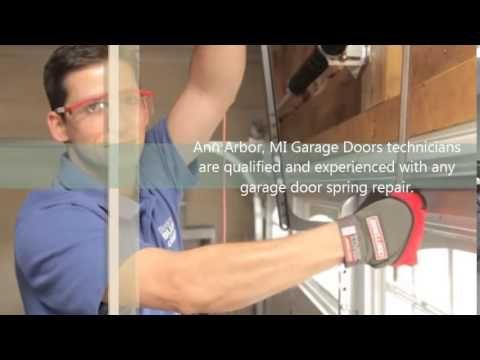 Ann Arbor, MI Garage Door Spring Repair