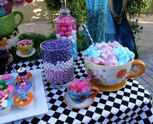 Mad Hatter S Tea Party Catering For Kids In Dorset