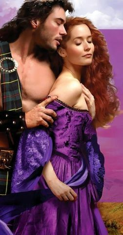 cover art by Jon Paul - my highland spy by Victoria Roberts