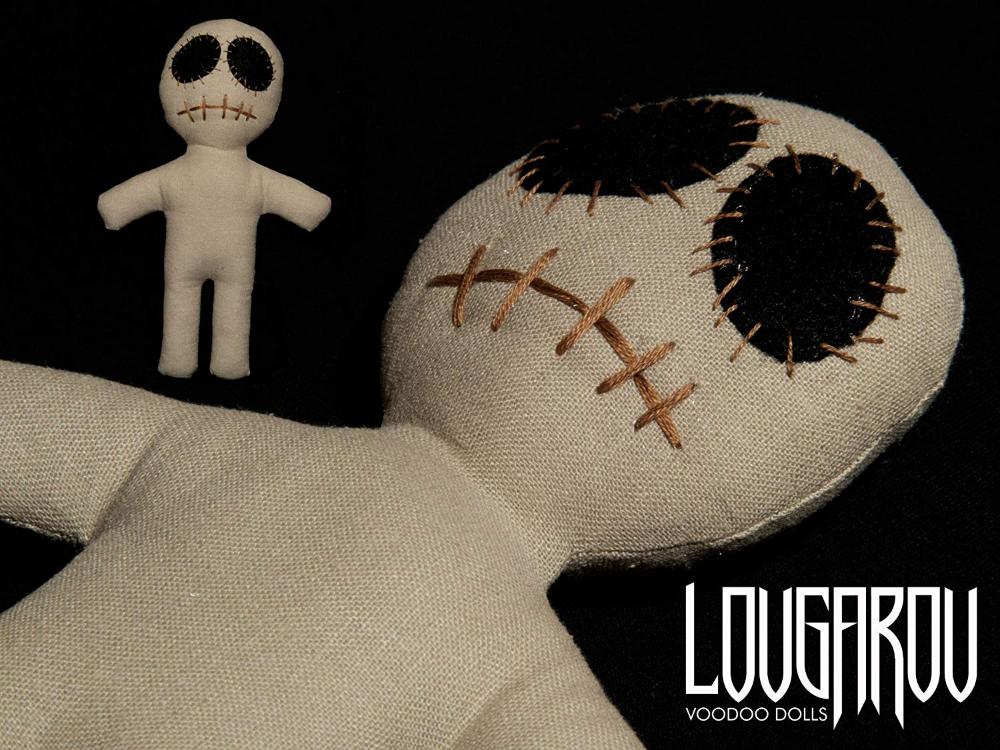 Dead Eye Voodoo Puppe | Voodoo Doll | Fluch | Voodoopuppe